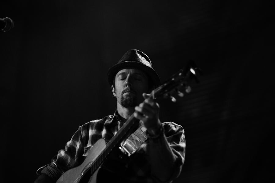Jason Mraz Photograph by Ty Helbach