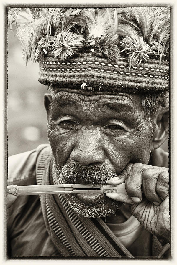Aborigine Photograph - Jaw Harp by Skip Nall