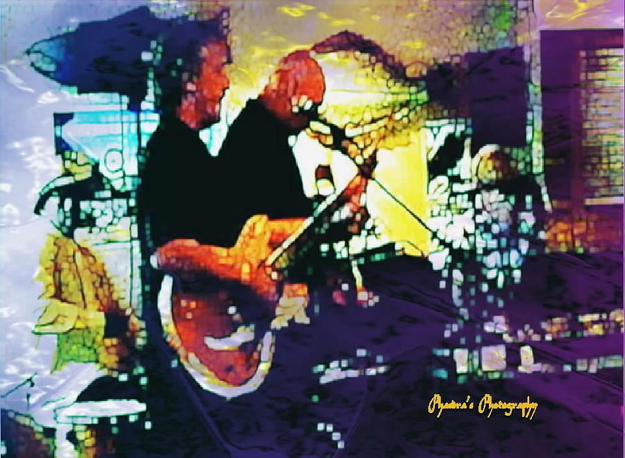 Jazz Photograph - Jazz Scene by Sadie Reneau