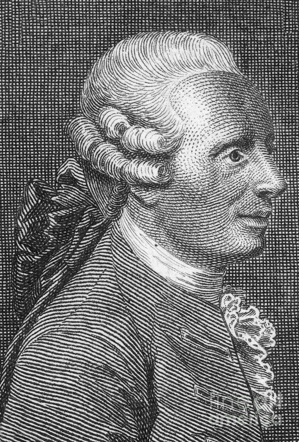 Science Photograph - Jean Le Rond Dalembert, French Polymath by Science Source