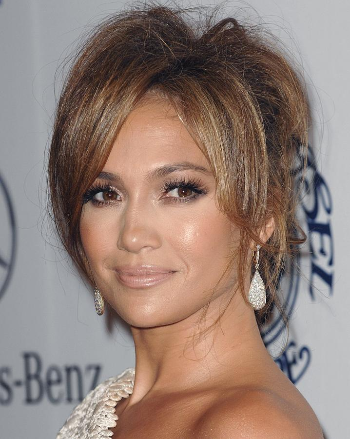 Jennifer Lopez Photograph - Jennifer Lopez At Arrivals For 32nd by Everett