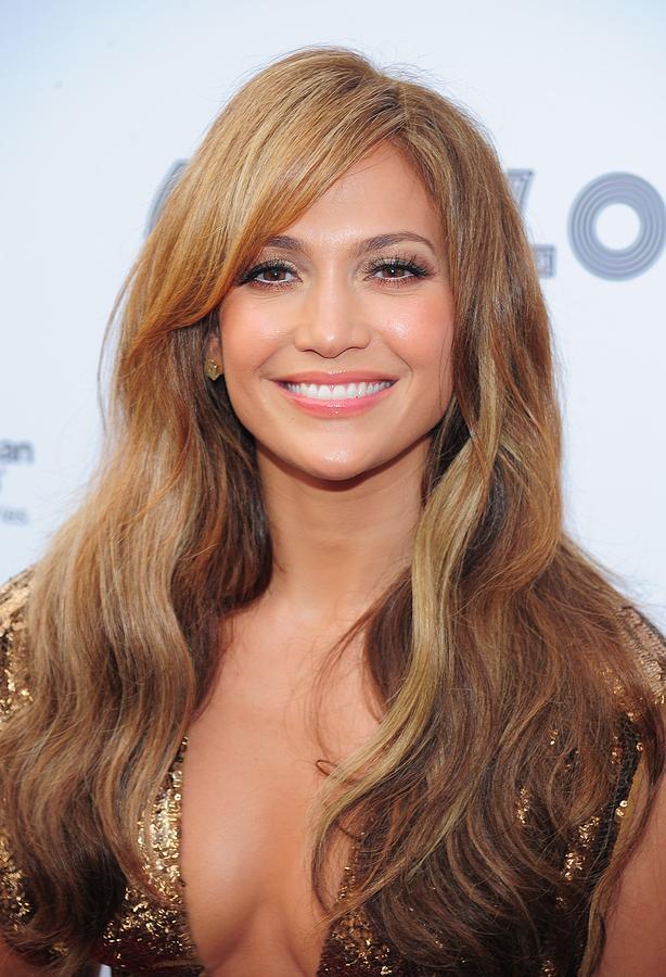 Jennifer Lopez Photograph - Jennifer Lopez At Arrivals For Apollo by Everett
