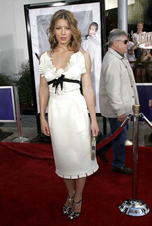 Premiere Photograph - Jessica Biel At Arrivals For I Now by Everett