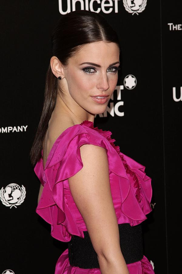 Party Photograph - Jessica Lowndes In Attendance For The by Everett