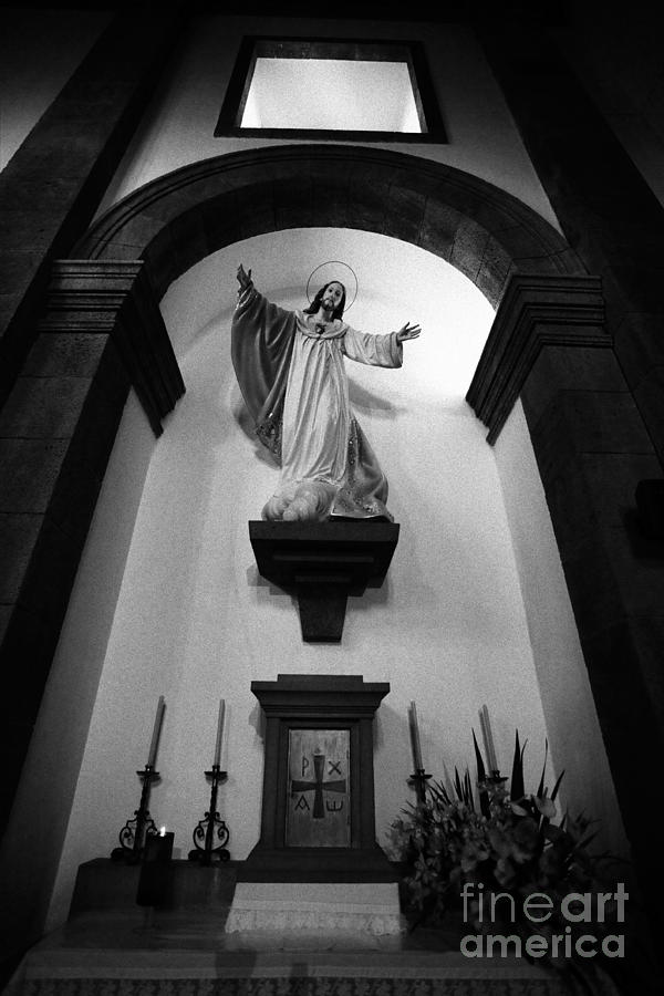 Iconography Photograph - Jesus Christ by Gaspar Avila