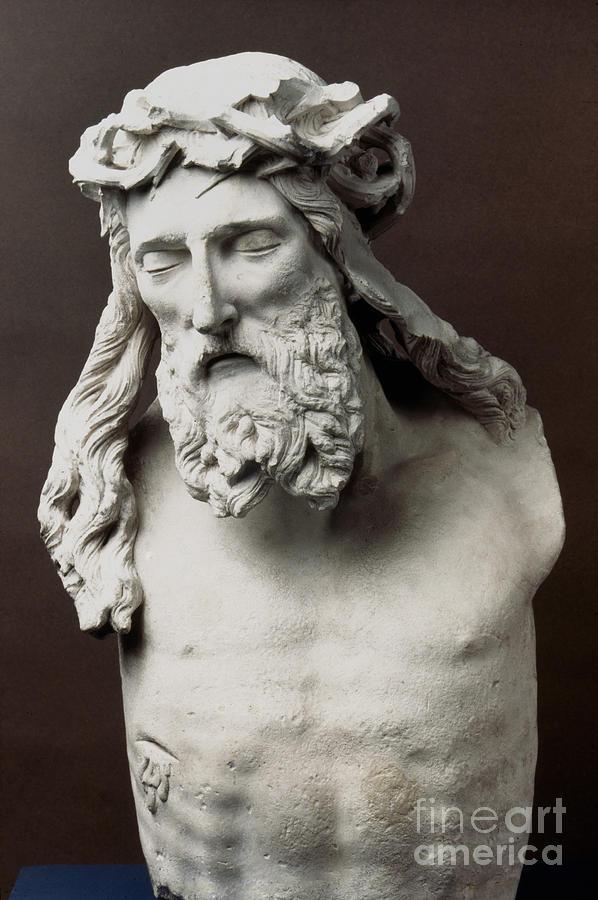 1395 Photograph - Jesus: Crucifixion by Granger
