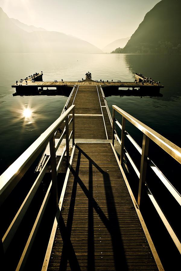 Dock Photograph - Jetty by Joana Kruse