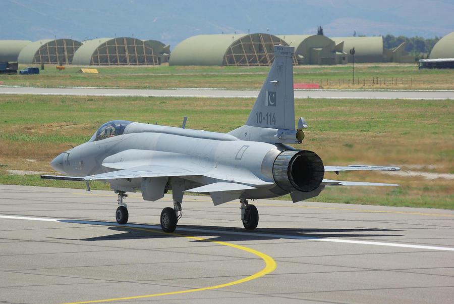 Jf-17 Thunder by Tim Beach