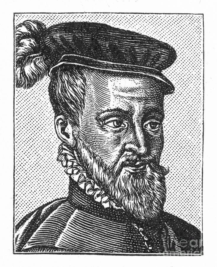 16th Century Photograph - Joachim Du Bellay by Granger