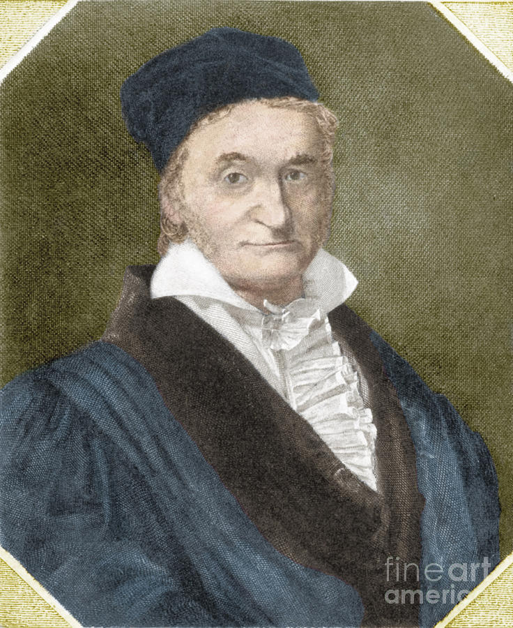 johann carl friedrich gauss Johann carl friedrich gauß (or gauss) is honored today with a google doodle wikimedia commons soon after the dwarf planet ceres was discovered in 1801.