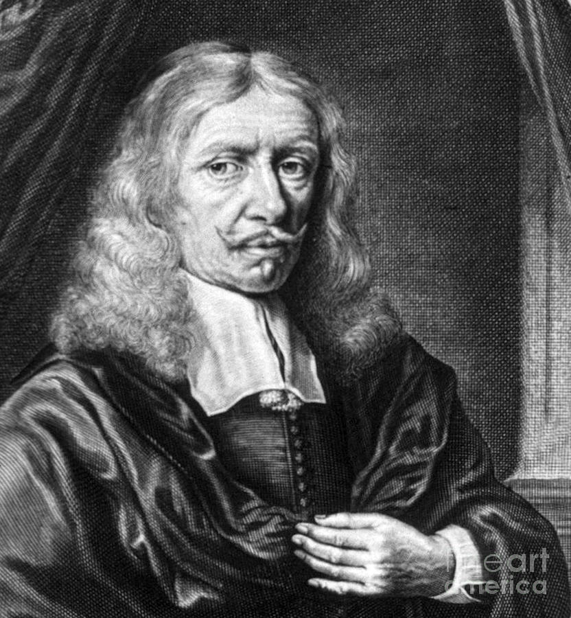 Science Photograph - Johannes Hevelius, Polish Astronomer by Science Source