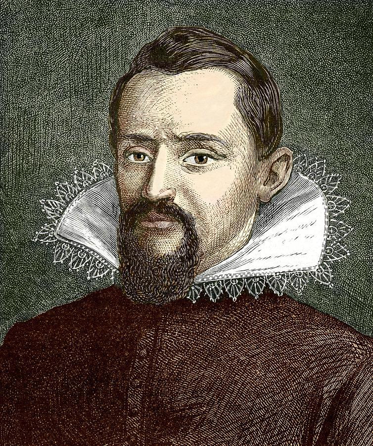 Johannes Kepler Photograph - Johannes Kepler, German Astronomer by Sheila Terry