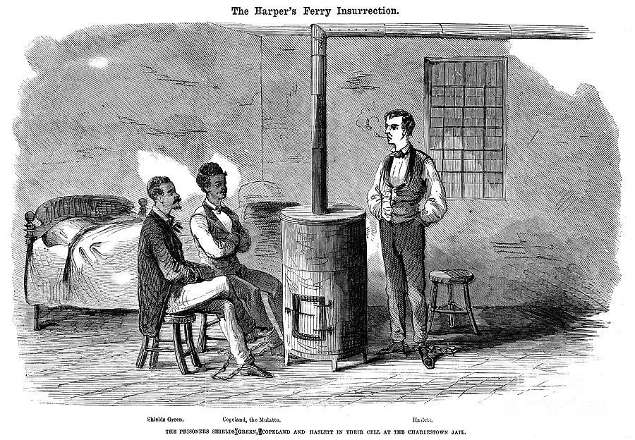 1859 Photograph - John Brown Raid, 1859 by Granger