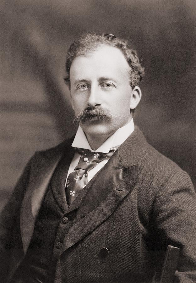 History Photograph - John Guille Millais 1865-1931, English by Everett