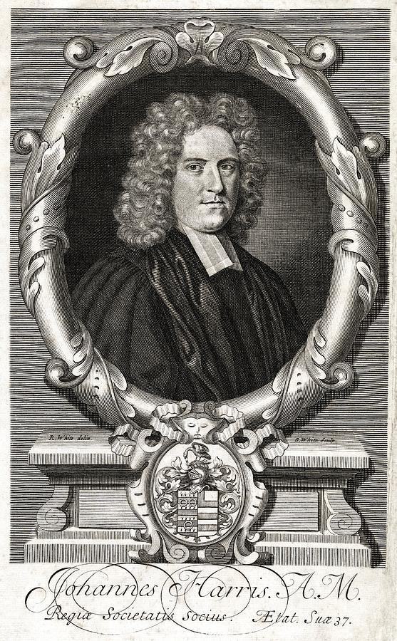 John Harris Photograph - John Harris, English Writer by Middle Temple Library