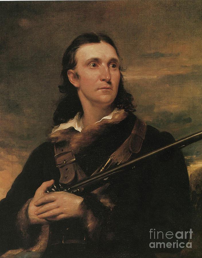 History Photograph - John James Audubon, French-american by Photo Researchers