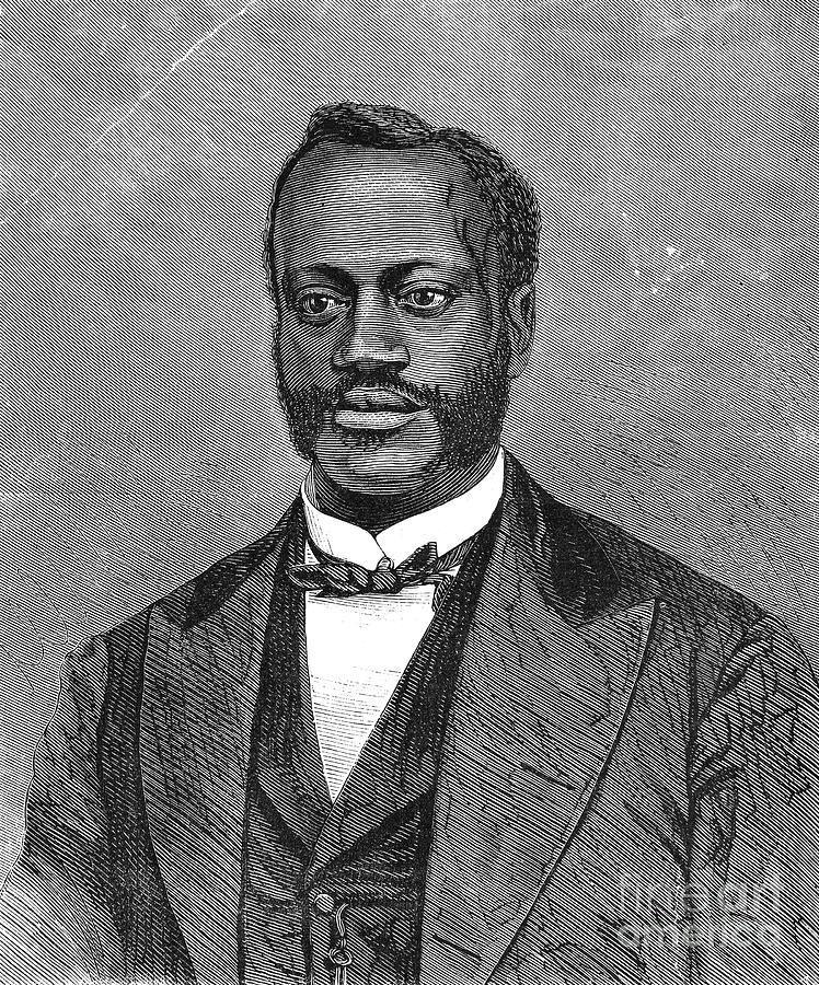 1870 Photograph - Jonathan Wright (1840-1885) by Granger
