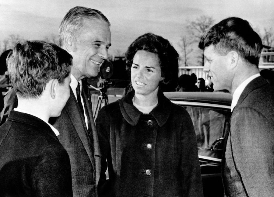 1960s Photograph - Joseph Kennedy, U.s. Ambassador General by Everett
