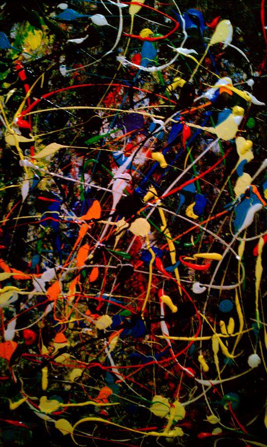 joy Painting by Gloria Warren