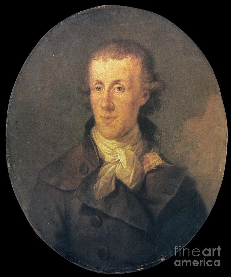 18th Century Photograph - J.p. Brissot De Warville by Granger