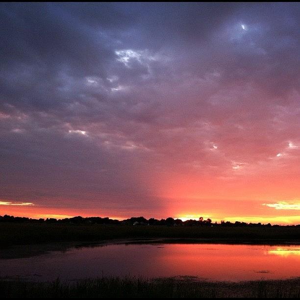 Sky Photograph - July 21, Volume II by Lisa Worrell