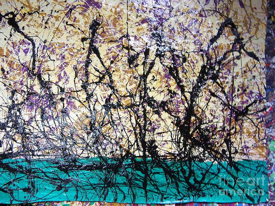 Juneteenth Dance Painting by Meroe Rei