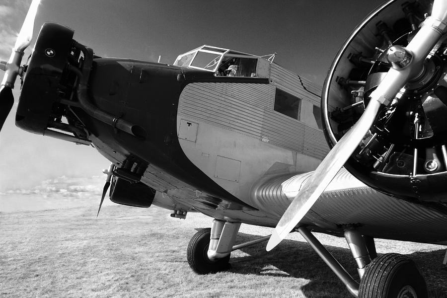 1939 Photograph - Junkers Ju 52 1939 by Maxwell Amaro