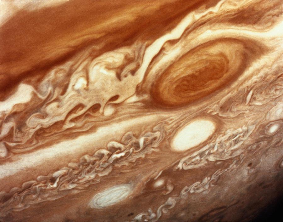 Horizontal Photograph - Jupiter by InterNetwork Media