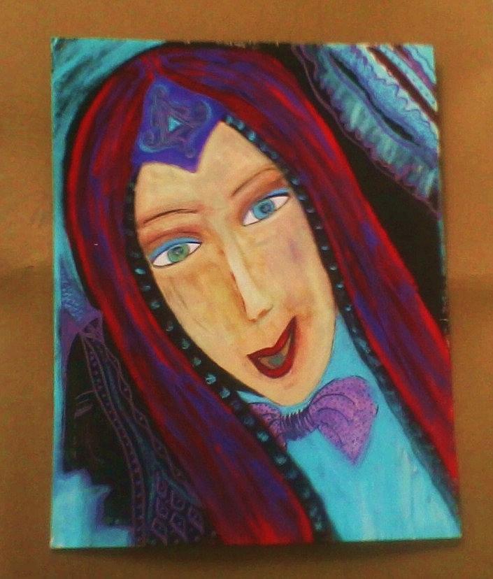 Love Painting - Ka Ra by Crystalin Ian
