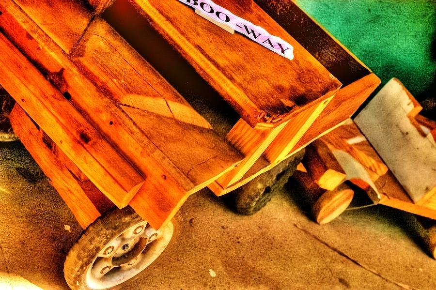 Jounen Kweyol St.lucia Photograph - Kah Boo Way by Rude Skrewd