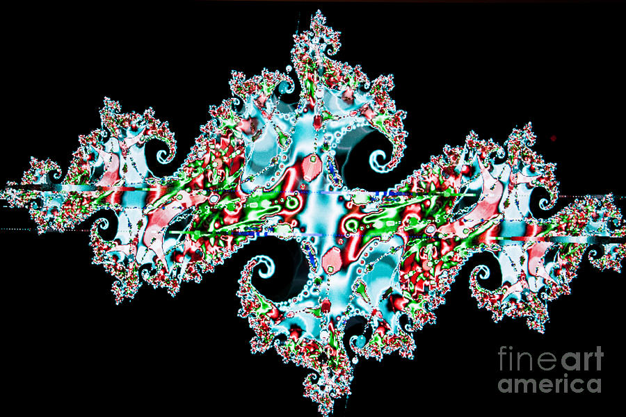 Abstract Photograph - Kaleidoscope by Tashia Peterman