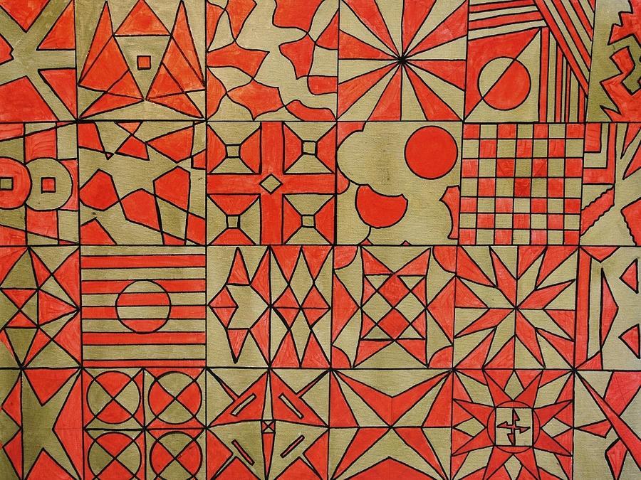 Conceptual Painting - Karpaksh by Sumit Mehndiratta