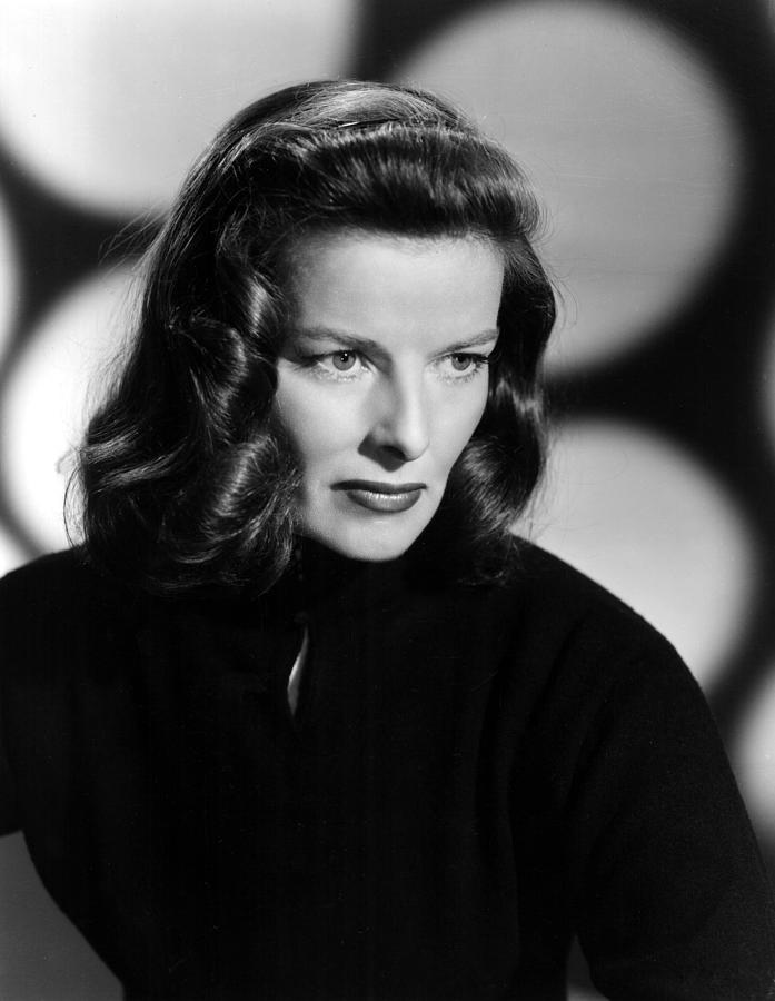 1940s Portraits Photograph - Katharine Hepburn, Ca. 1940s by Everett