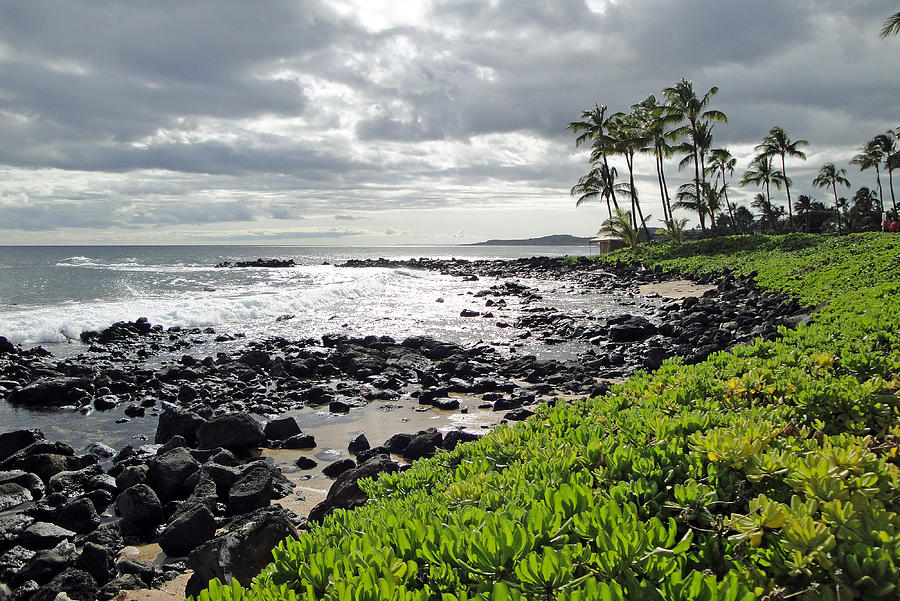 Kauai Photograph - Kauai Afternoon by Robert Meyers-Lussier