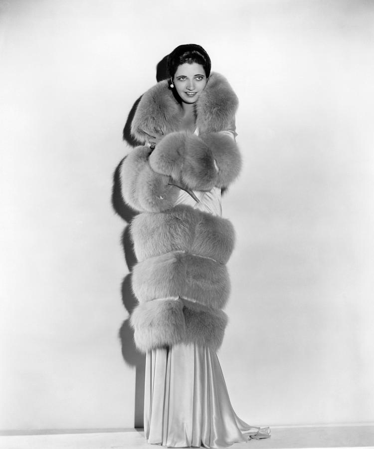 Ev-in Photograph - Kay Francis, Circa 1930s by Everett