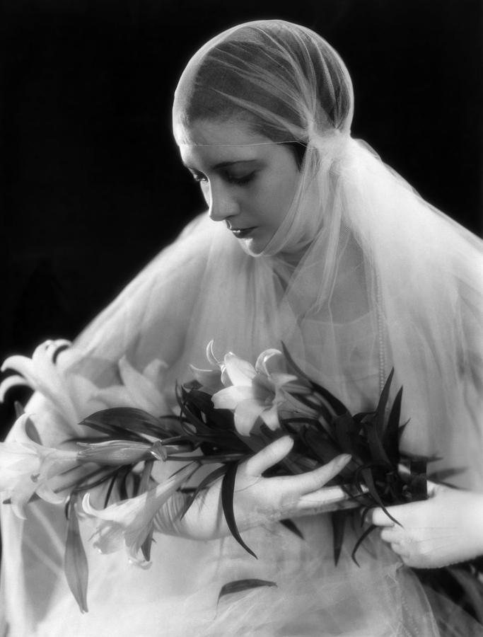1930s Portraits Photograph - Kay Francis, May 29, 1930 by Everett