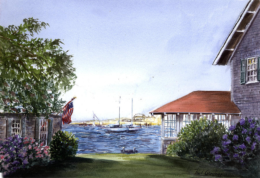 Kay's Harbor by Paul Gardner