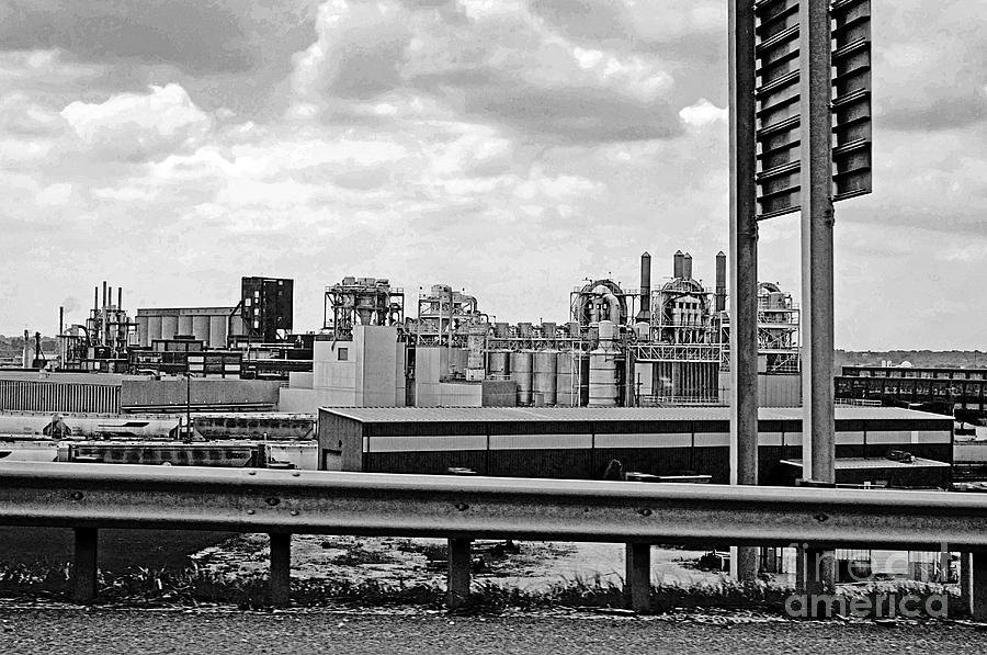Kc Photograph - Kc Industry by Gib Martinez