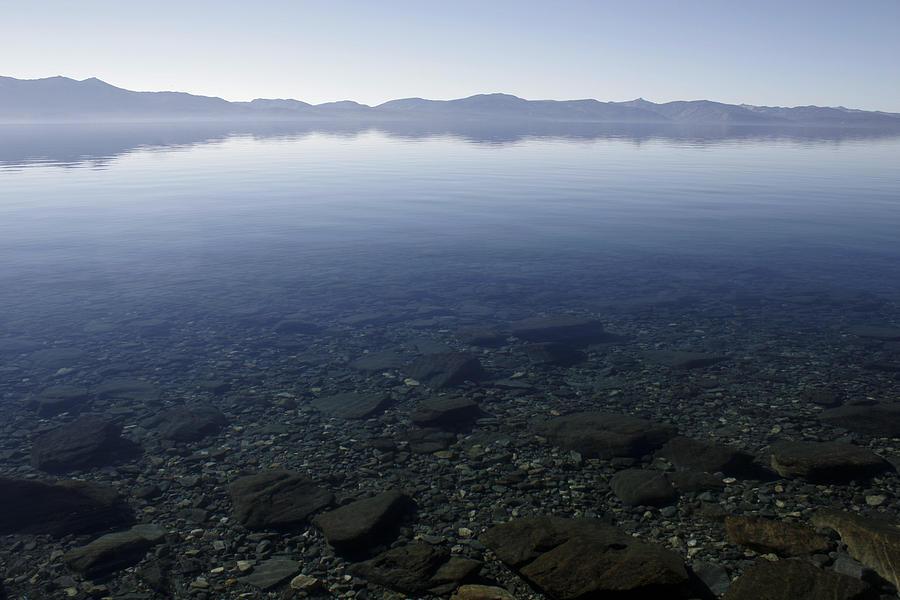 Lake Tahoe Photograph - Keep Tahoe Blue by Adam Blankenship