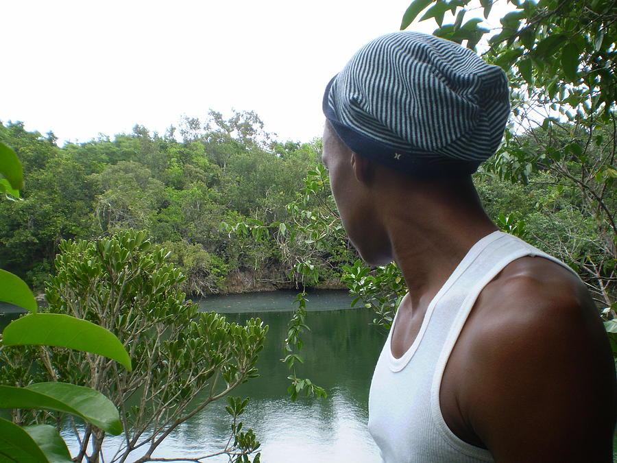 Jamaica Photograph - Keepin On by K Walker