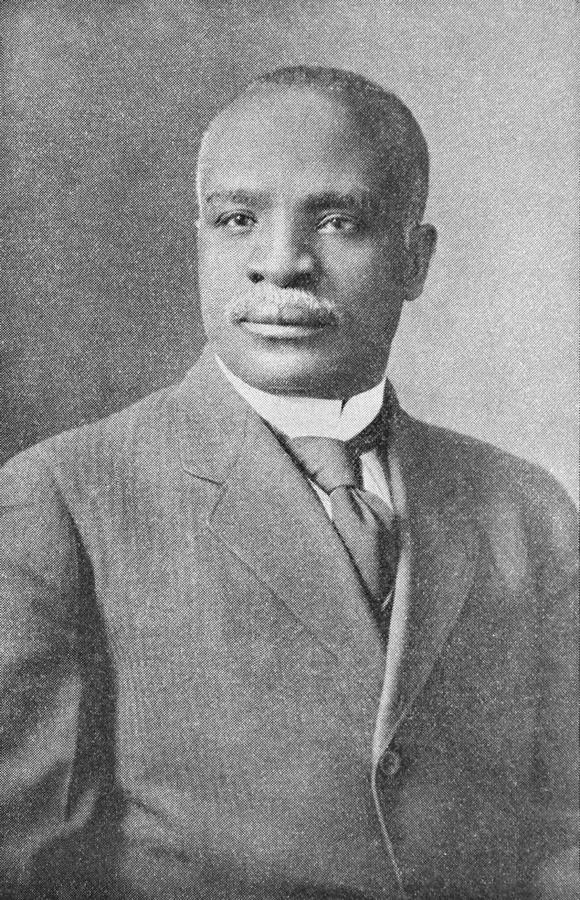 Kelly Miller Photograph - Kelly Miller, Us Mathematician by Schomburg Center For Research In Black Culturenew York Public Library