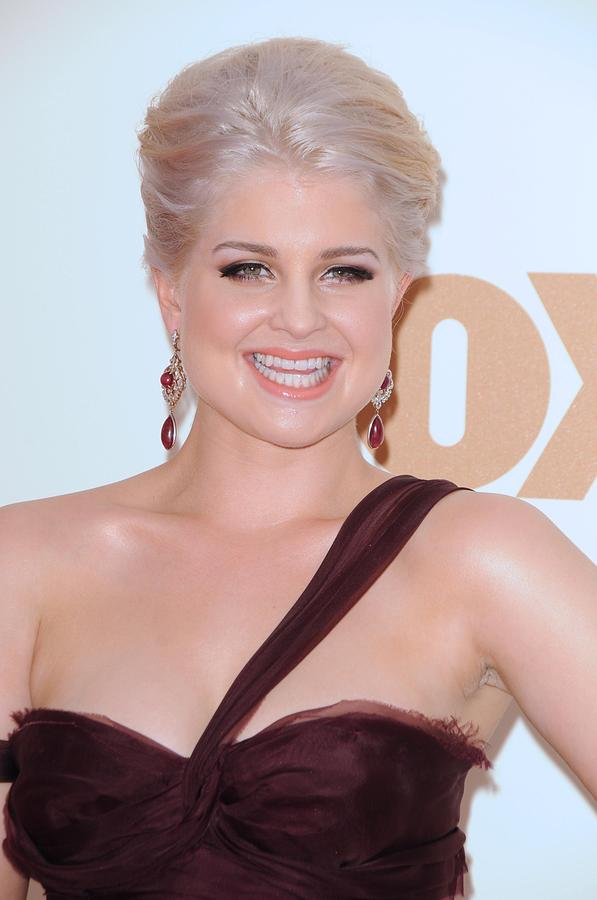 Kelly Osbourne Photograph - Kelly Osbourne At Arrivals For The 63rd by Everett