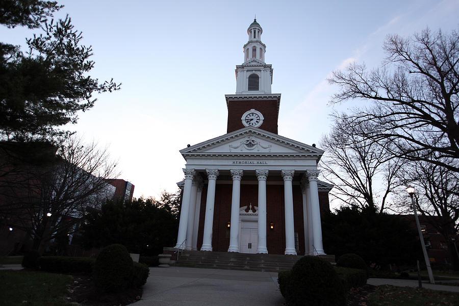 Lexington Photograph - Kentucky Memorial Hall by Replay Photos