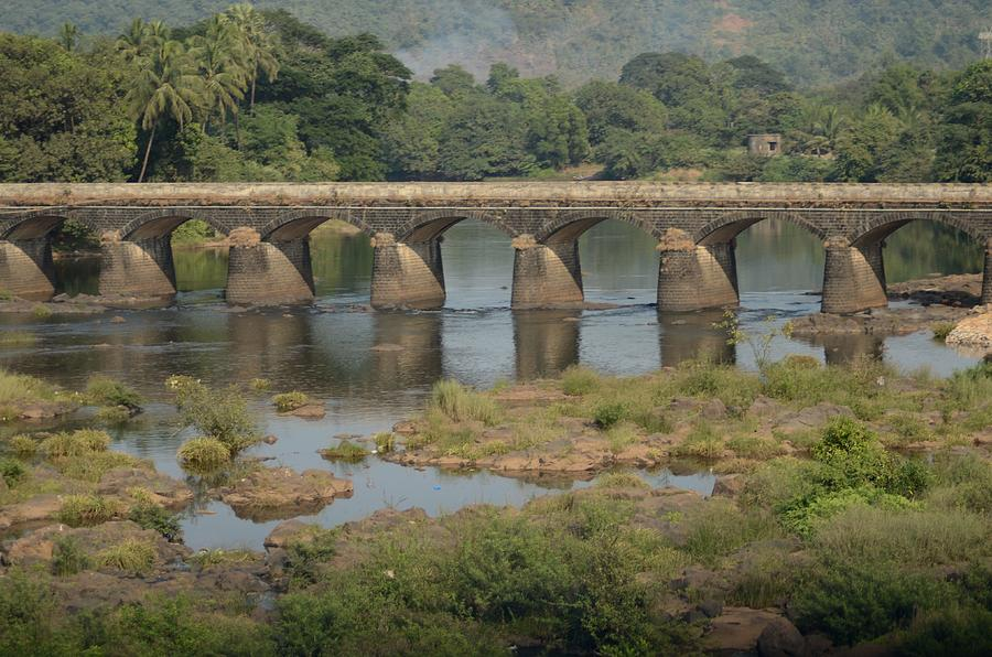 Kerala Photograph - Kerala Beauty by Valerie Rosen