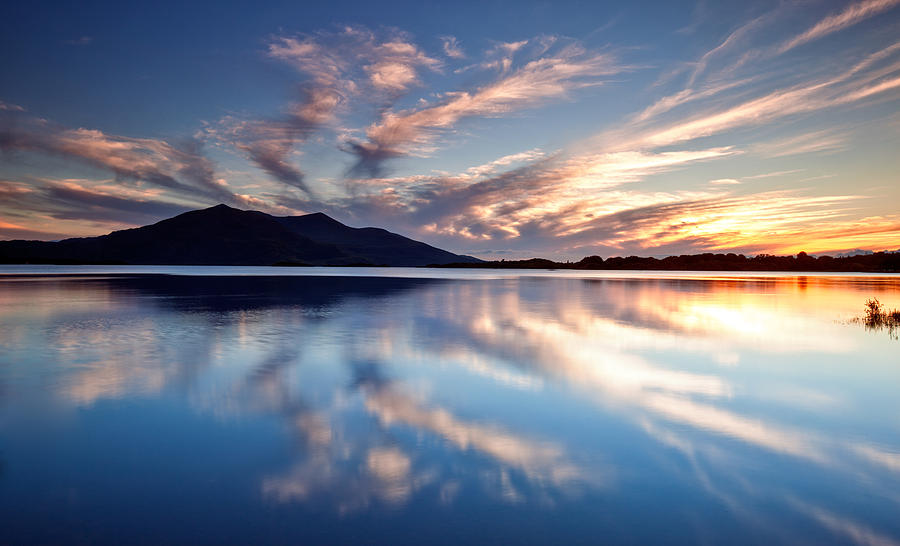 Killarney Photograph - Kerry Reflections by Brendan O Neill