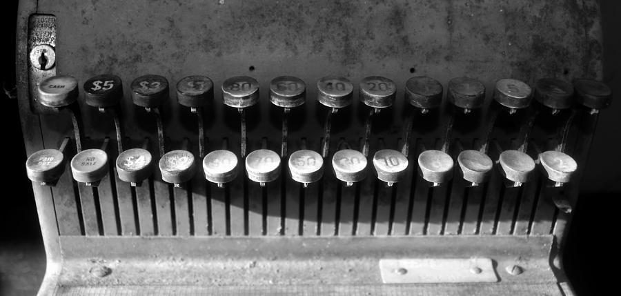 Keys Photograph - Keys of commerce by David Lee Thompson