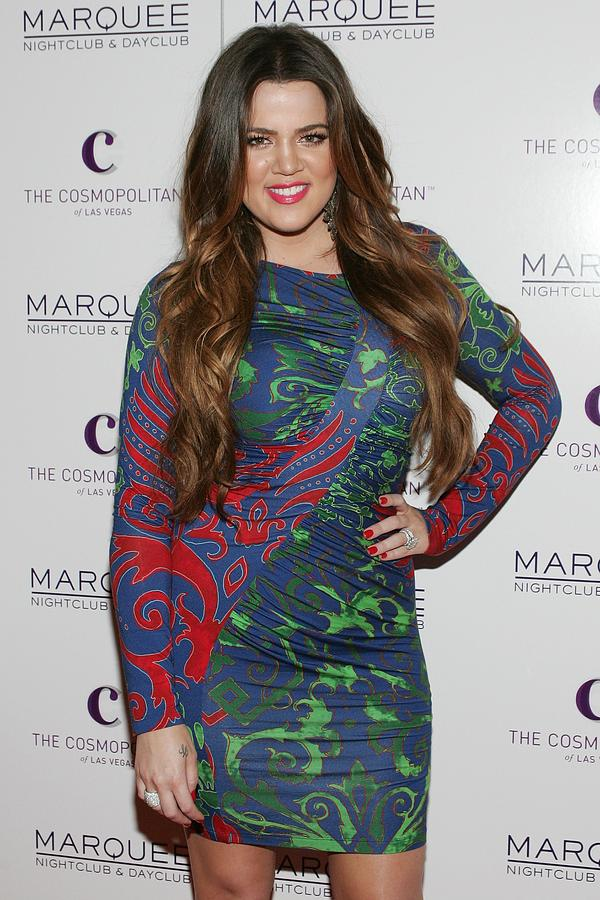 Party Photograph - Khloe Kardashian At Arrivals For Kim by Everett