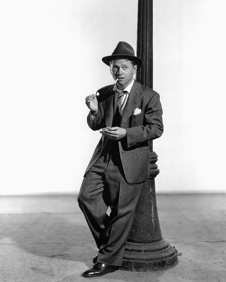 1940s Movies Photograph - Killer Mccoy, Mickey Rooney, 1947 by Everett