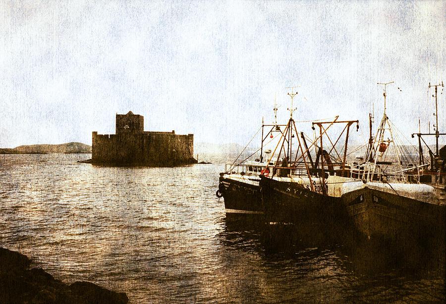Scottish Castle Photograph - Kisimul Castle Scotland by Jasna Buncic