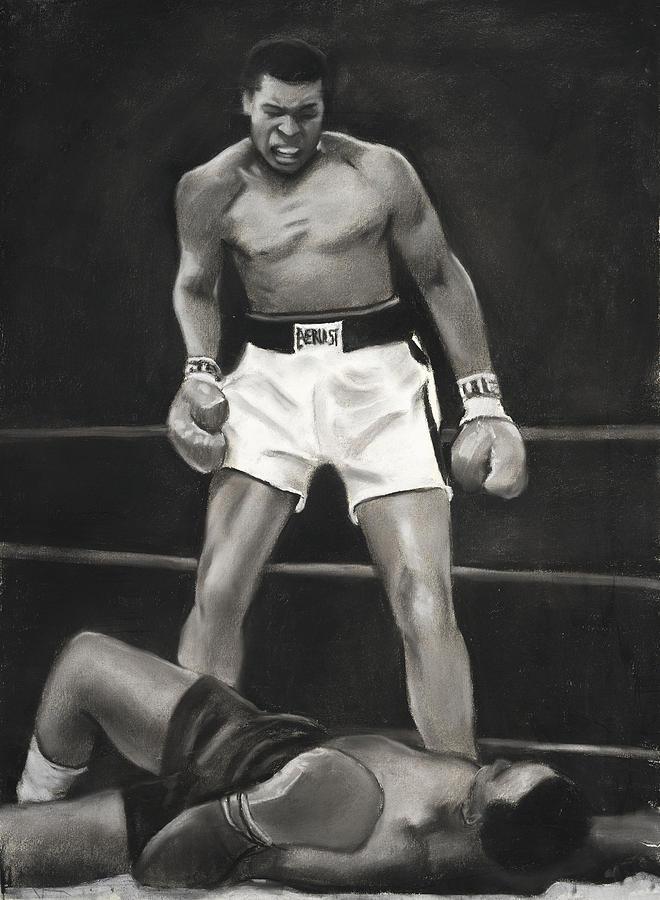 L Cooper Pastel - Knockdown by L Cooper